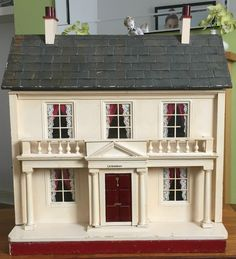 RARE ANTIQUE LINES BROS PRE TRIANG DH1 DOLLS HOUSE ORIGINAL FIREPLACES STOVE in Dolls & Bears, Dolls' Miniatures & Houses, Vintage Items   eBay