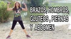 dakidissa ejercicios para fortalecer todo el cuerpo - YouTube