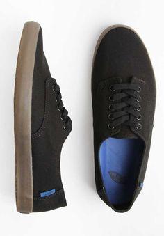 Vans E-Street Shoes - (Hemp) Black/Gum $47.00 #vans #estreet
