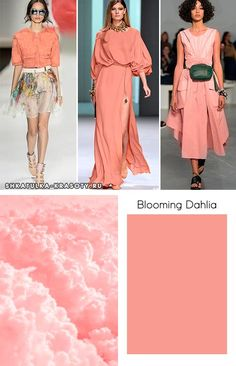 Biggest Trends In Women S Fashion Colour Combinations Fashion, Fashion Colours, Colorful Fashion, Fashion 2018, Latest Fashion Trends, Spring Fashion, Fashion Over 50 Blog, Color Trends 2018, 2018 Color