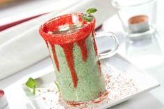 Zielony napój trolla