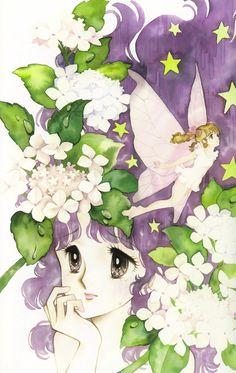 Art by Yu Asagiri あさぎり夕 Manga Art, Manga Anime, Anime Art, Manga Illustration, Illustrations, Kawaii Art, Art Studies, Retro Art, Ghibli