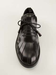 912e611aa409 Kris Van Assche cut-out detail shoes in Tom Greyhound Latest Mens Fashion