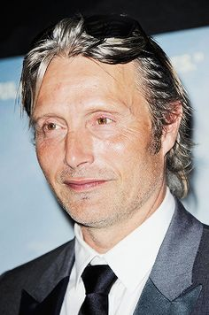 Mads Mikkelsen @ 'The Salvation' Paris Premiere At UGC Normandy
