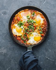 Shakshuka | 27 Meals You Can Make On A Tight Budget