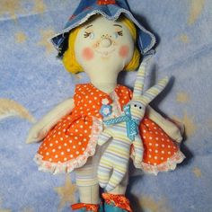 Фотопривет! Такую куколку сшила по моей выкройке на совместном пошиве Наталья Подузова. Получилась милая клоунесса! ------ This doll is created with my #pattern. Nice and pretty #doll ! -------- #sewingpattern #textiledoll #mamahobbydesigns  #куклатекстильная #совместныйпошив  #кукла_Милана Dinosaur Stuffed Animal, Textiles, Dolls, Christmas Ornaments, Patterns, Create, Holiday Decor, Instagram Posts, Animals