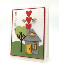 Such a perfect card by Kathy Racoosin using Simon Says Stamp Exclusives from the Better Together release.