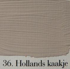 L'Authentique Krijtverf : 36 Hollands kaakje