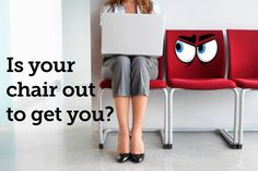 Might it be time to treat yourself to a new office chair?   http://www.theofficesuppliessupermarket.com/articles/might-it-be-time-to-treat-yourself-to-a-new-office-chair