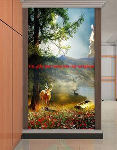 Tranh giấy dán tường 3d đẹp giá rẻ tại tphcm, cho phòng ngủ, phòng khách, trẻ em, cho bé.: Giấy dán tường 3d k14027115