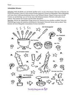 arbeitsbl tter teddylingua daf arbeitsblatt f r vorschulkinder zum thema tiere und zahlen die. Black Bedroom Furniture Sets. Home Design Ideas