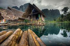 Thai Rainforest, Chao Lan Lake, Khao Sok National Park