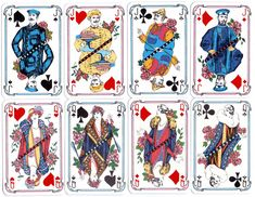 Venice Simplon-Orient-Express Playing Cards