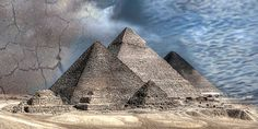 The Great #Pyramid of Giza: A Modern View on #Ancient Knowledge, Earth and Water – Part I