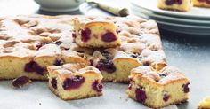 This Cherry And Chocolate Mandelbrot recipe is featured in the Hanukkah Baking feed along with many more. Almond Recipes, Baking Recipes, Cake Recipes, Dessert Recipes, Mandelbrot Recipe, Food Cakes, Cupcake Cakes, Cupcakes, Healthy Blender Recipes