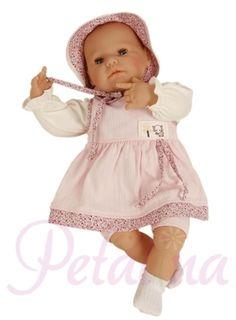 Petalina - Dolls > Schildkrot Life Size Baby Elsa Biba would love this!