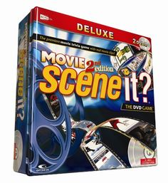 Scene It Deluxe Movie 2nd Edition