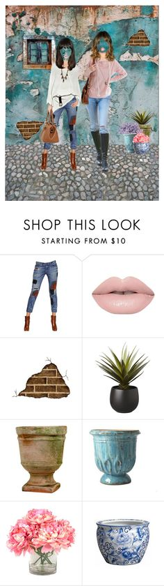 """""""Icarus"""" by robynv316 ❤ liked on Polyvore featuring Polo Ralph Lauren, CB2, Jayson Home, INC International Concepts and PLANT"""