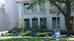 Crescenta Valley High School in La Crescenta is seen in this photo from April 7, 2012.