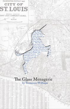 The Glass Menagerie Poster Print by bookrapport on Etsy