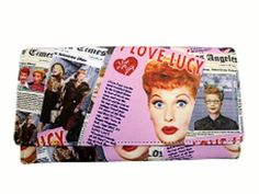 Fun Lucy Collage Wallet