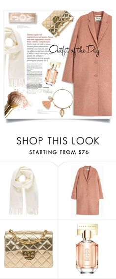 """""""Untitled #60"""" by anja-m on Polyvore featuring Vivienne Westwood, Acne Studios, Petit Bateau, Chanel, HUGO, BillyTheTree and simplebutneverplain"""