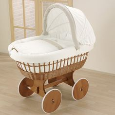 Люлька на больших колесах Leipold (арт. 1184.506-142.060.3) – интернет магазин детских товаров Kindo