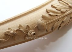 Гнутая консольная ножка с резной композицией MN-002 - Фото 6 Wooden Furniture Legs, Floral Furniture, Wood Table Legs, Oak Table, Interior Styling, Carving, Antiques, Victorian Era, Dining Room