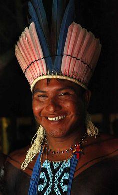 Índio etnia Karajá