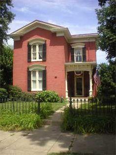 Lexington Old Neighborhoods Historic District In Missouri
