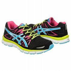 ASICS makes the best athletic shoes.  Women's Gel-Blur 33 2.0.  Got em'