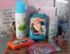 Testba(h)r - Produkttests und mehr!: GLOSSYBOX Young Beauty Box August 2016…
