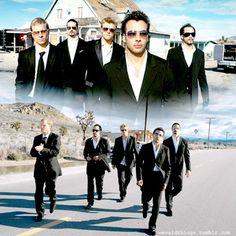I love the Backstreet Boys.