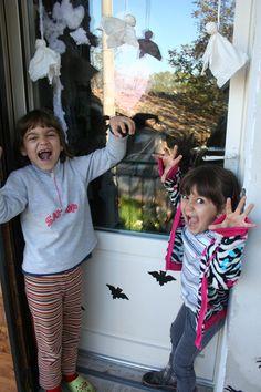 Aspettando Halloween - decorazioni spaventose!