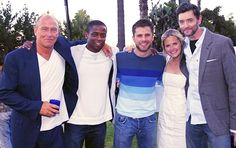 Psych Cast Then