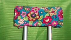 Tutorial: Covers from crutch pads | Sewing | CraftGossip.com