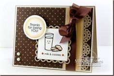 by Makiko Jones    You and Me from Sweet 'N Sassy Stamps