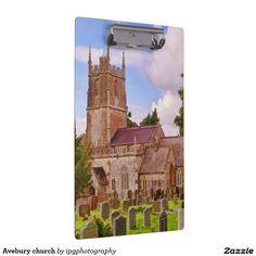 Avebury church, Wiltshire.  clipboard