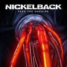 nickelback, feed the machine