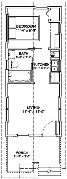 300 Sq Ft. House Designs | Stateroom Floor Plans, 300 sq ft ...