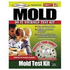 PRO-LAB Mold Test Kit Review 2016   Best Mold Test Kit