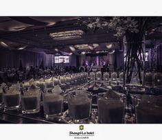 Wedding Decorations in Shangri La Hotel Kuala Lumpur
