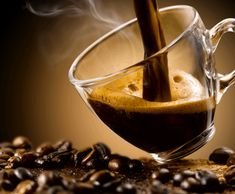 How To Make Perfect Espresso Coffee Without A Machine. Coffee beans are the seeds of the coffee plant from which people make their favorite espresso coffee. Coffee Cafe, Espresso Coffee, Best Coffee, Coffee Drinks, Thermal Coffee Maker, Low Acid Coffee, Coffee Milkshake, Coffee Aroma, Coffee Plant
