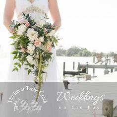 Let the Bay be your backdrop.  https://innattabbscreek.com/weddings-at-the-inn/