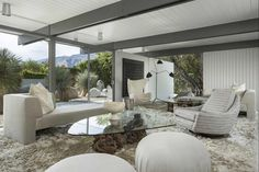 Wexler Family House, Palm Springs CA (1955)   Donald Wexler