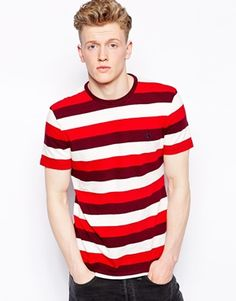 Jack Wills Westmore Stripe T-Shirt