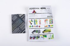 """Berlin-based FELD, a """"studio for digital crafts,"""" in collaboration with ATMO Design Studio, built and designed a custom software application for PIGMENTPOL, a digital printing company. In conjunction with a new identity, the software is used to create an infinite number of visual alternatives based on the hexagon form.    The result is an entirely flexible identity that showcases the print shop's ability to produce short run, vibrant and custom work."""