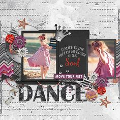 Layout using {Move Your Feet} Digital Scrapbook Kit Collection by WendyP Designs available at Sweet Shoppe Designs http://www.sweetshoppedesigns.com/sweetshoppe/product.php?productid=35204&cat=&page=2 #wendypdesigns