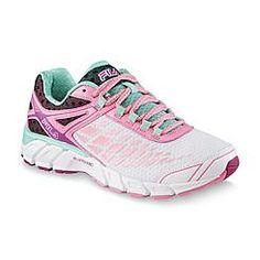 df3ada0942 Fila Women s Dashtech Energized White Pink Turquoise Running Shoe Turquoise  Shoes