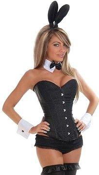 Playboy bunny costume